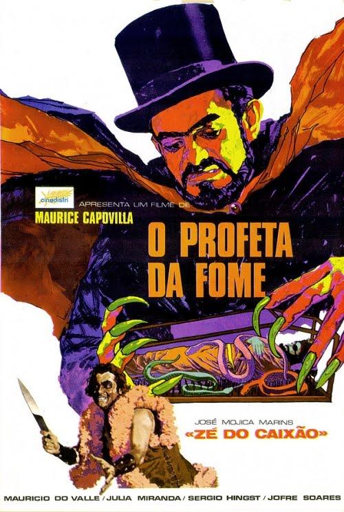 José Luiz Benício - O profeta da fome