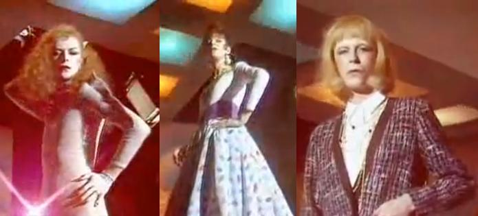 David Bowie-boys Were Swinging Video