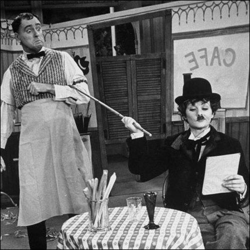Chaplin - Lucille Ball